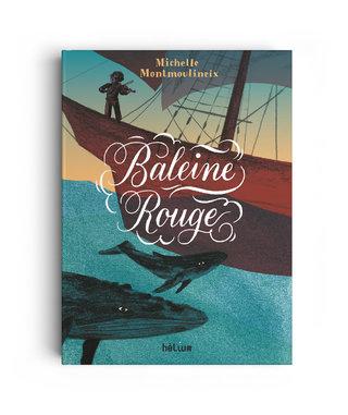 BALEINE ROUGE - Illustration: Hélène Georges