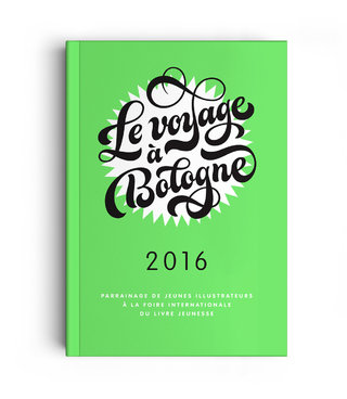 LEVOYAGE € BOLOGNE - Art direction and lettering