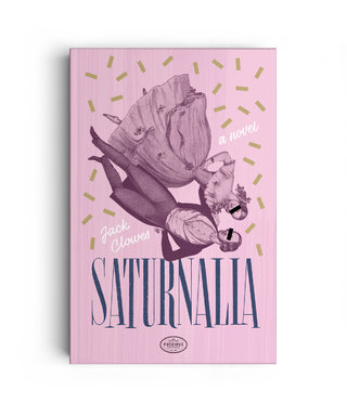 SATURNALIA - Art direction and lettering