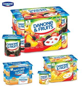Packaging - Danone