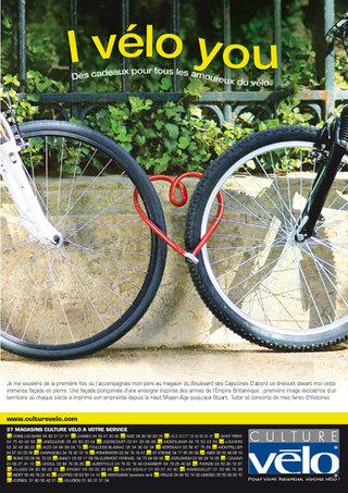 Culture vélo - Annonce presse cyclisme