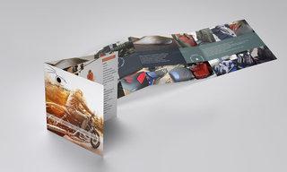 Sellerie Design - 3 volets présentation