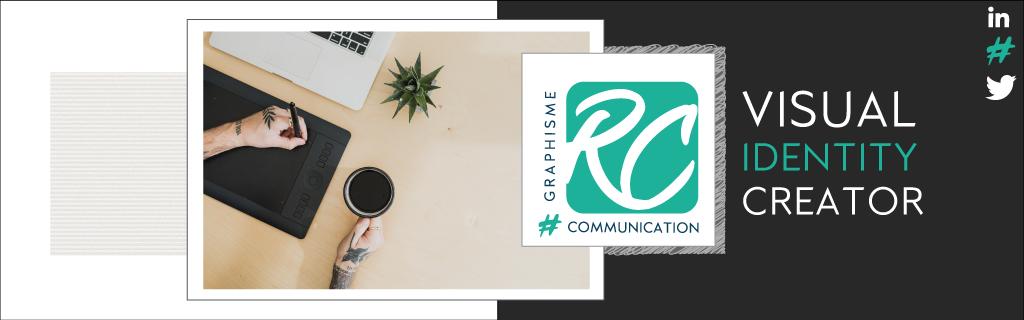Roxane CHANPAO - Visual Identity CreatorConseils Comm' ! : #1 Soignez votre bannière web