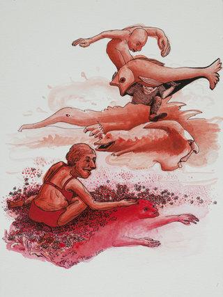 Réconciliation avec les monstres 2012