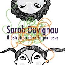 Book de Sarah Duvignau — Illustration pour la jeunesse : Dustfolio