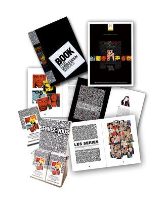 """Design graphique des documents pour mon exposition """" Têtes d'affiche """""""