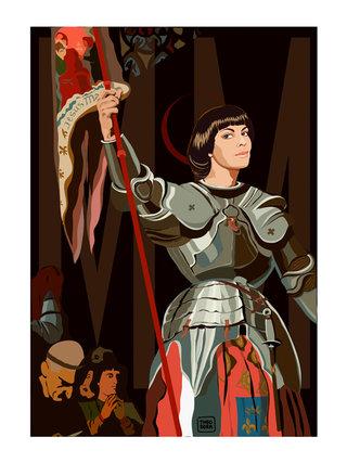 TÊTE A TÊTE > M. Matthieu / J. d'Arc