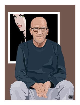 TÊTE DE L'ART > Walter MINUS