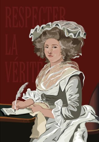 Les Girondines / Manon ROLLAND