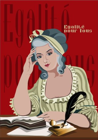 Les Girondines / Olympe de GOUGES