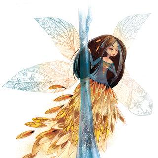 Extrait : 20 histoires de fées des neiges
