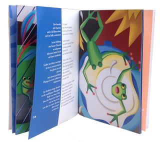 """""""Froggy et Groggy"""" conte bilingues"""