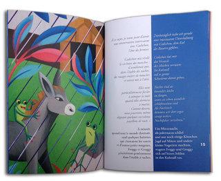 """""""Froggy et Groggy"""" contes bilingues"""