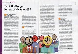 Santé et travail magazine.