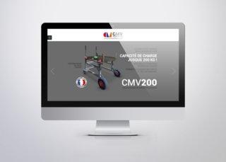 Site Internet CMV