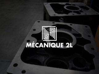 Logotype du groupe Mécanique 2L