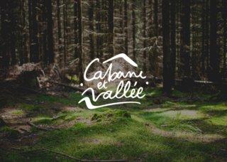 Logotype Cabane et Vallée