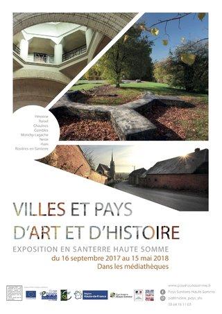 Affiche Pays Santerre Haute Somme