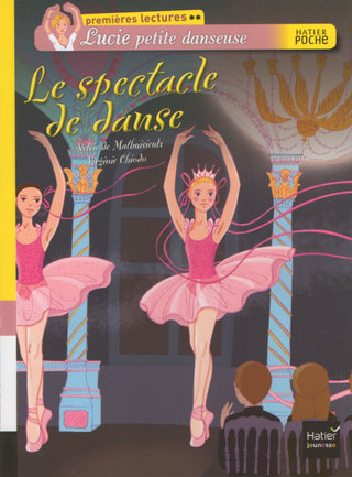 Editions Hatier-Lucie petite Danseuse