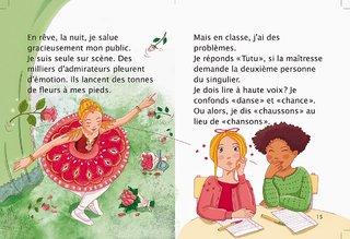 Lucie petite danseuse