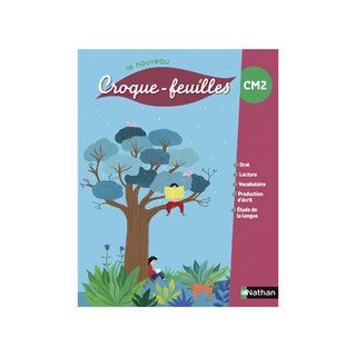 Couverture catalogue Croque-feuilles, Editions Nathan